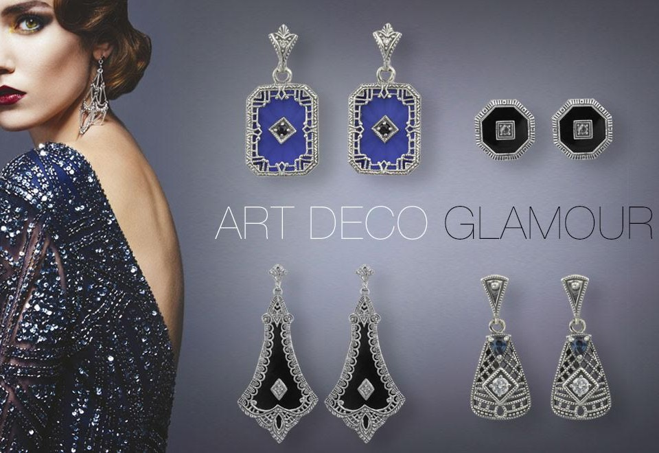 Trufili Art Deco Glamor Jewelry